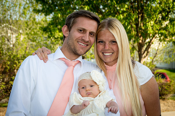 buildapreneur founder spencer mecham and family