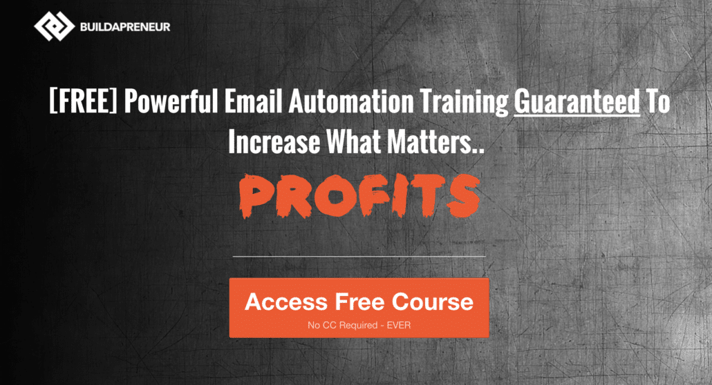 Free Email Automation Course