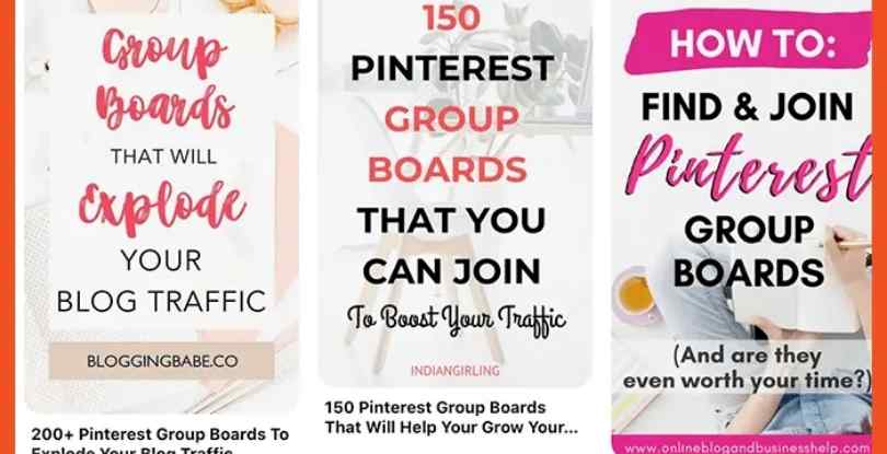 group boards