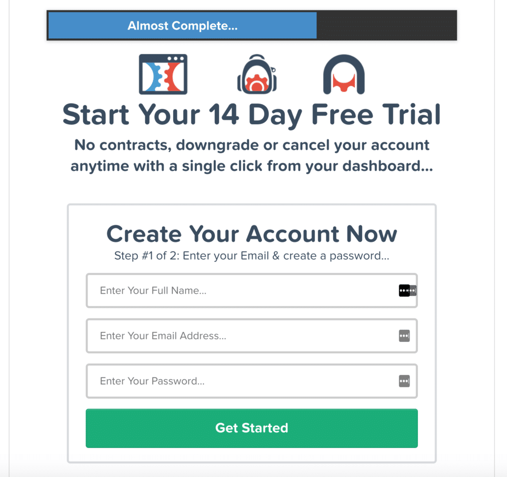 How does the ClickFunnels sticky cookie work