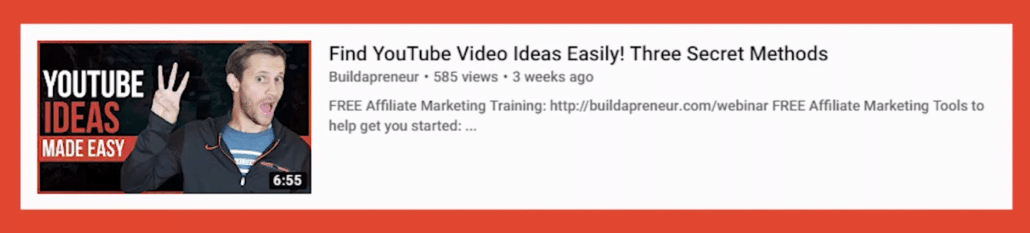 How to Find YouTube Ideas