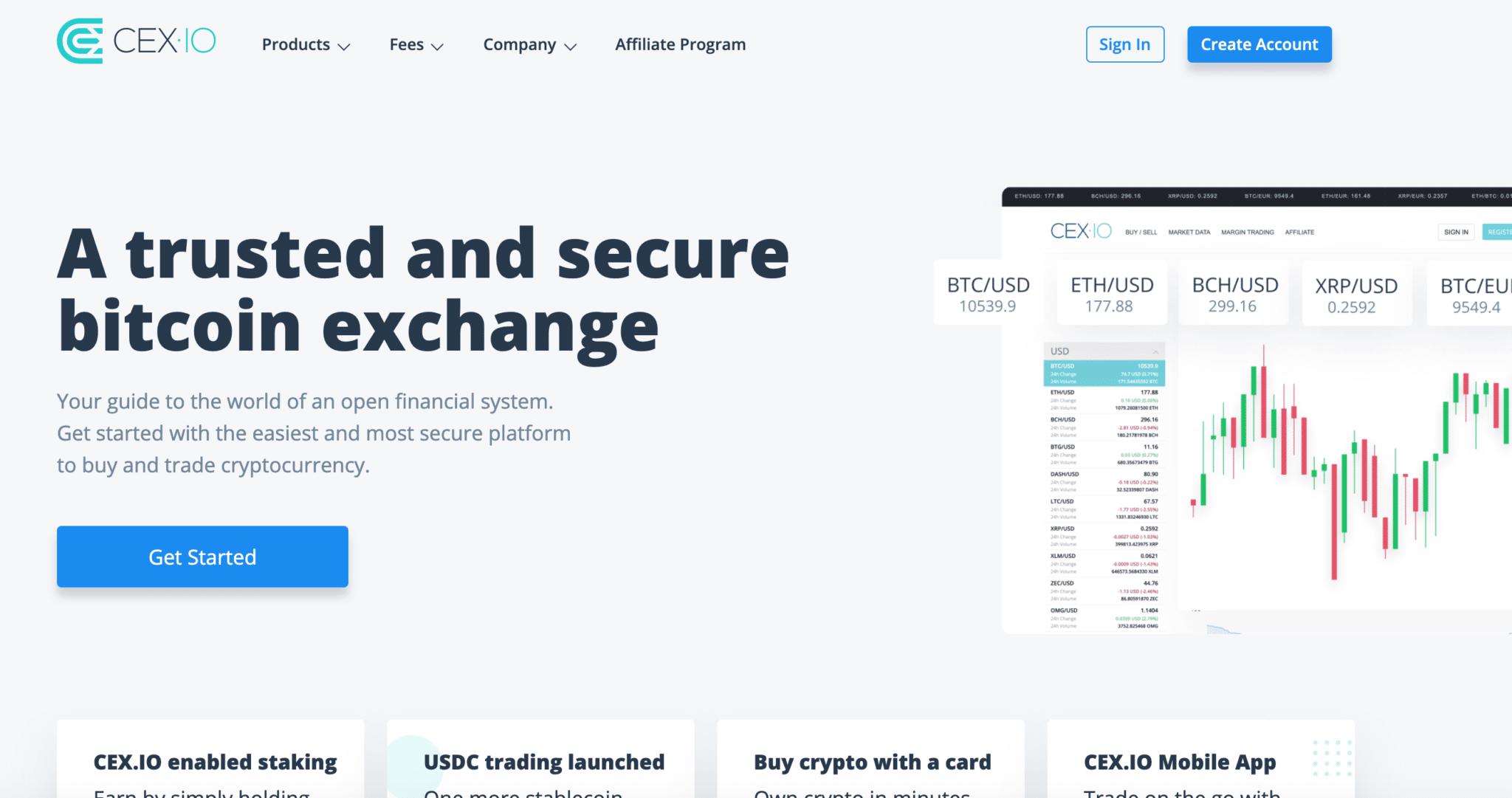 cryptocurrency exchange affiliate program cex.io
