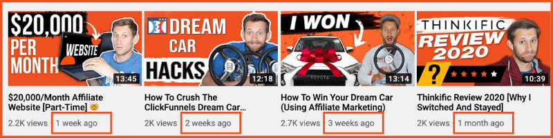 how to do affiliate marketing on youtube