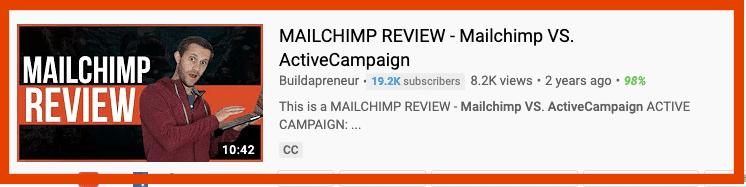 youtube affiliate comparison
