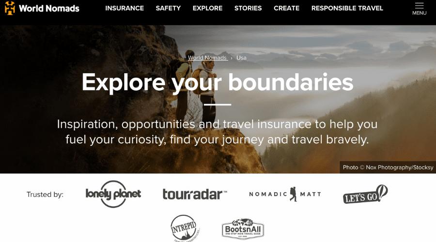 World Nomads travel insurance affiliate programs
