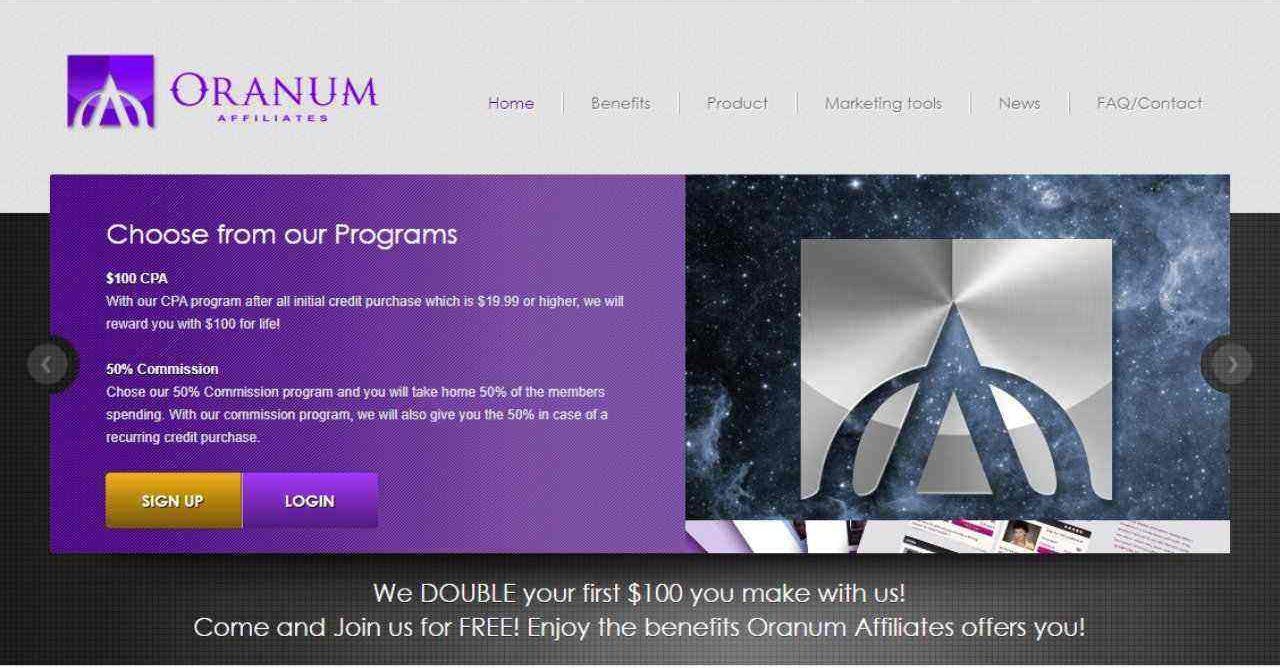 Psychic affiliate programs