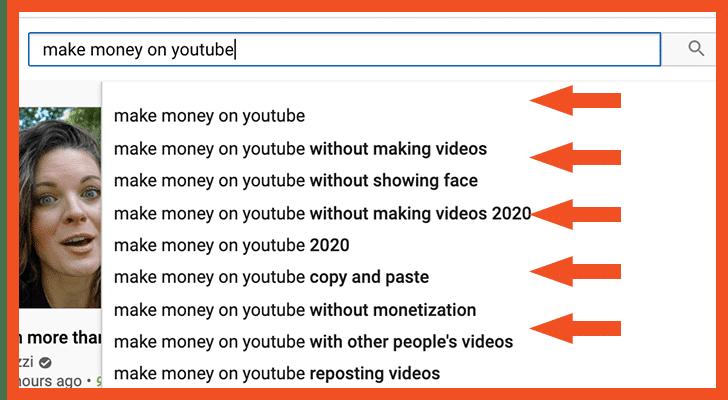make money on youtube screenshot