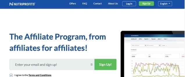 health affiliate programs