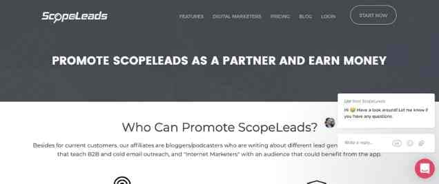 ScopeLeads Affiliate Program