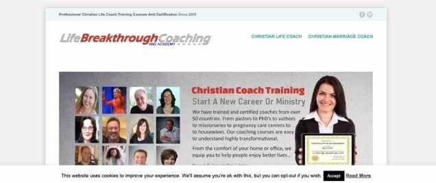 Life Breakthrough Coaching Affiliate Program