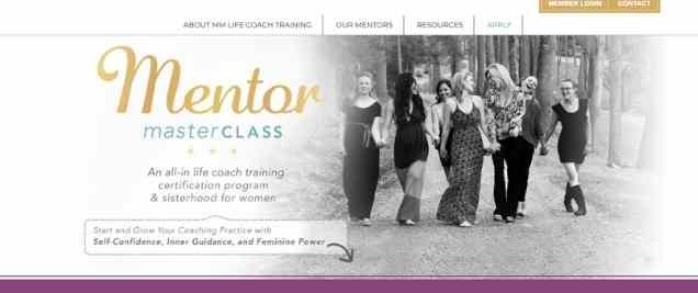 Mentor MasterclassAffiliate Program