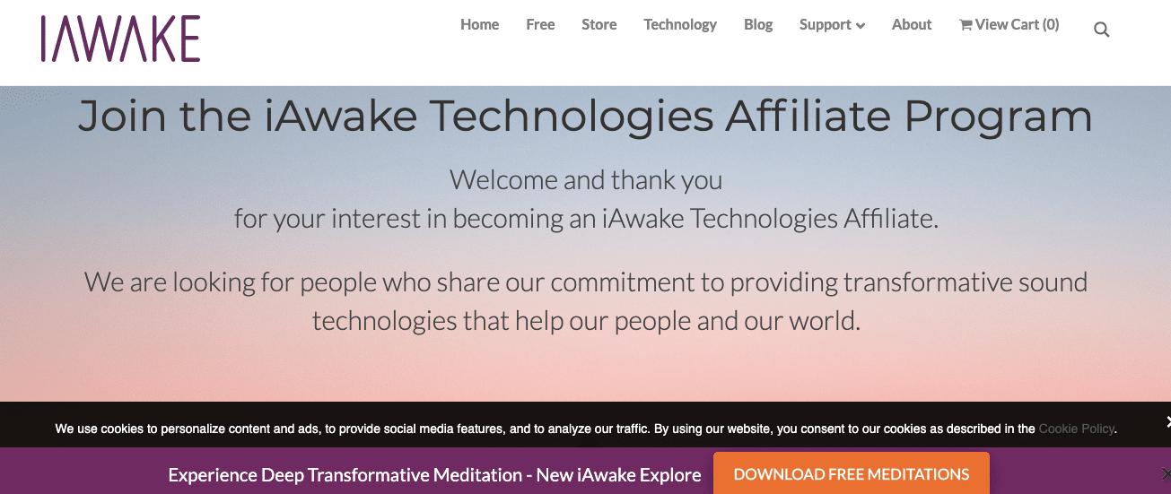 spiritual course affiliateprogram