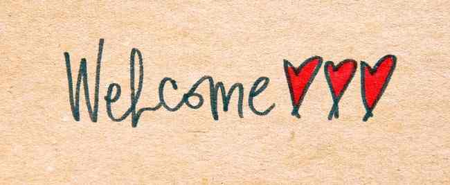 Welcome Packet - Welcome Note