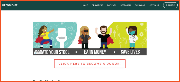 Stool Donor